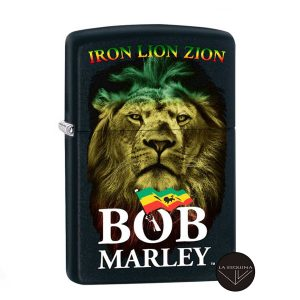 ZIPPO Bob Marley Lion