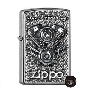 ZIPPO Pl 207 V Motor