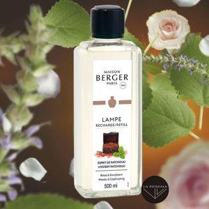 Parfum de Maison LAMPE BERGER Esprit de Patchouli 500ml
