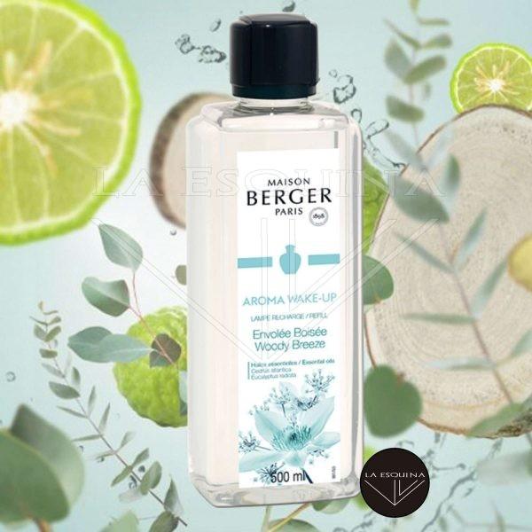 Parfum de Maison LAMPE BERGER Wake-Up 500ml