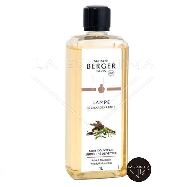 Parfum de Maison LAMPE BERGER Sous l'Oliveraie 1L